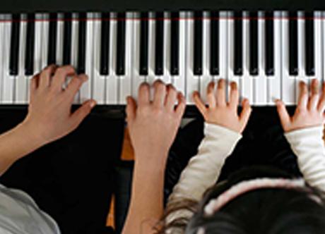 音楽コースイメージ