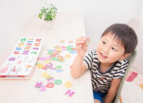 幼児英語コースイメージ