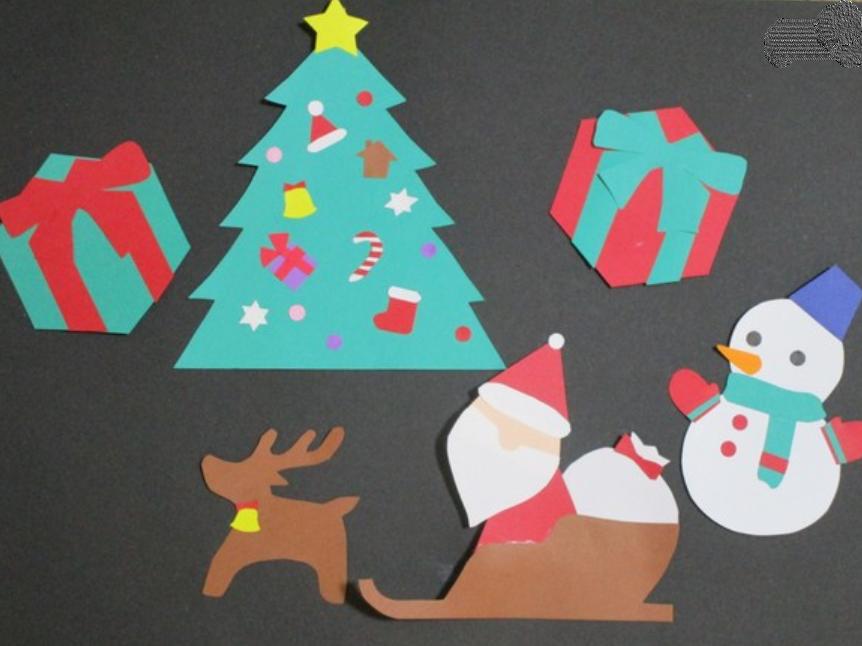 12月 英語コース クリスマスイベント開催!