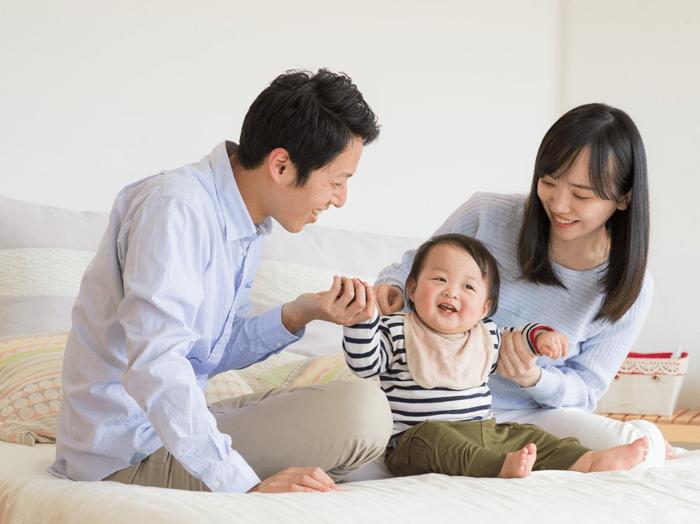 夫婦で子育ての方針を話し合う