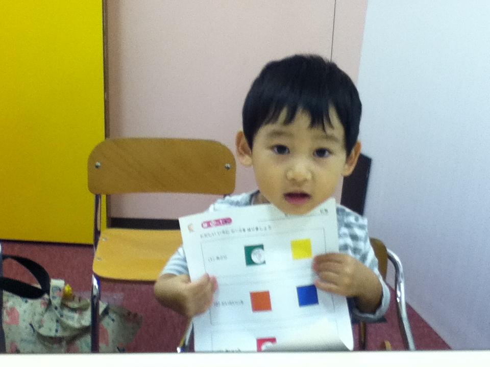 2歳で言葉が増えて、自分の表現が上手になりました!