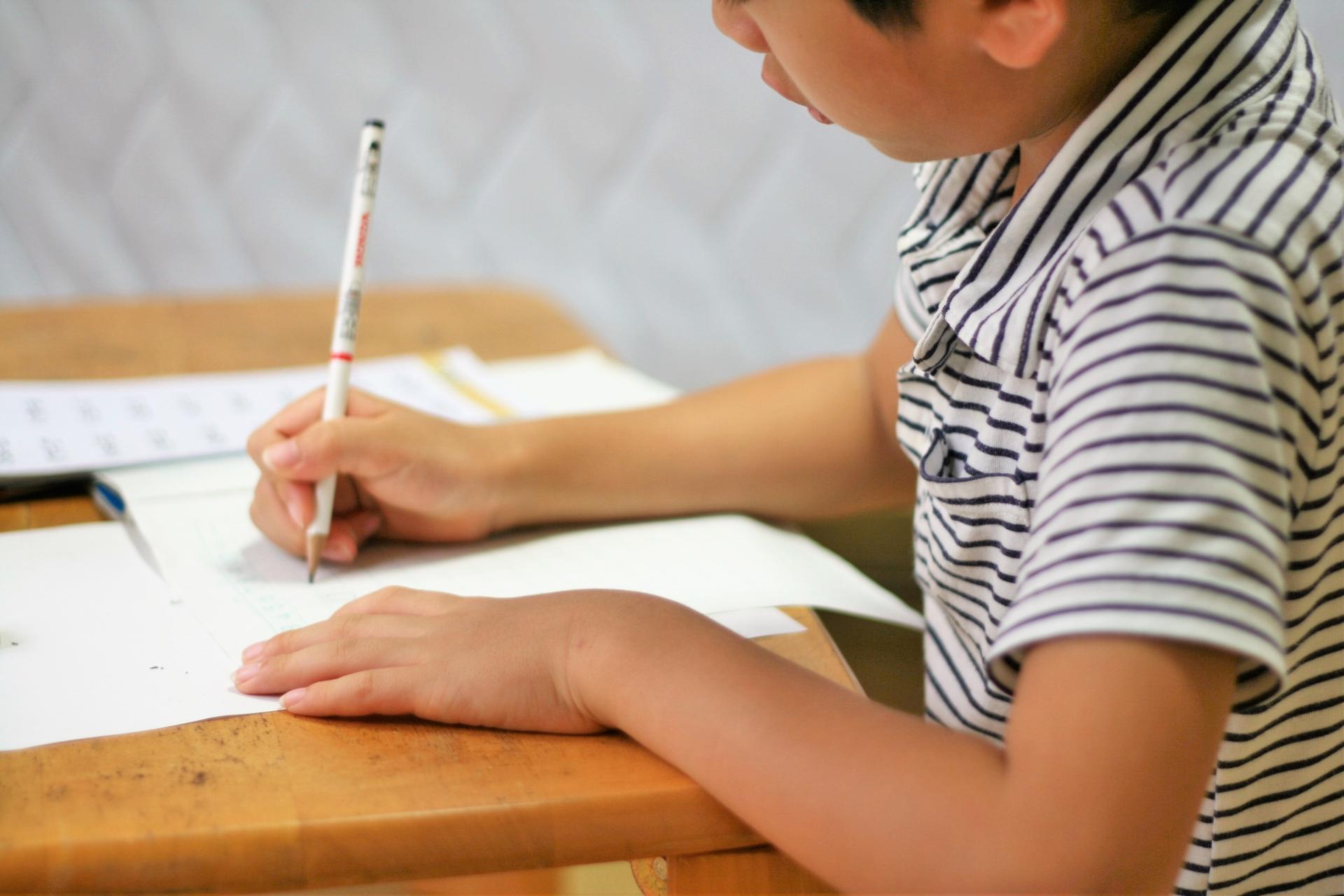 小学生の成長から考える学ぶ力