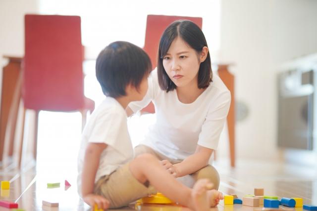 しつけは子どもの強い意志を育てる
