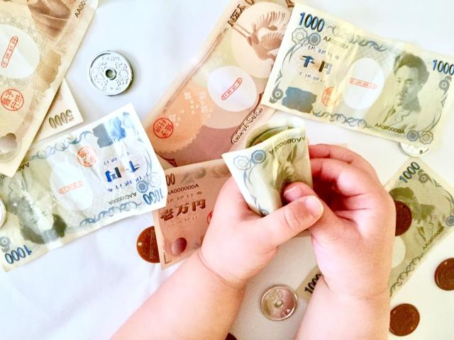 「お買い物あそび」で楽しみながら、お金について学ぼう!