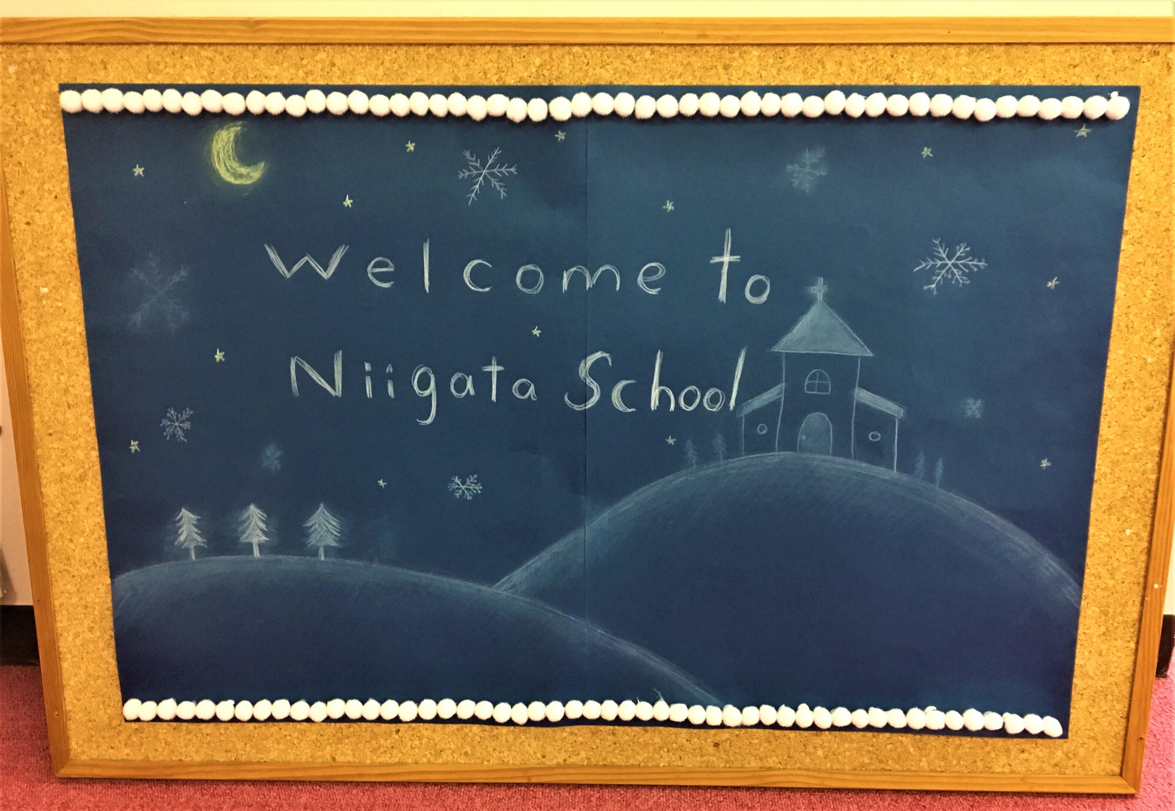 寒くなりましたが、教室はとても暖かいです!