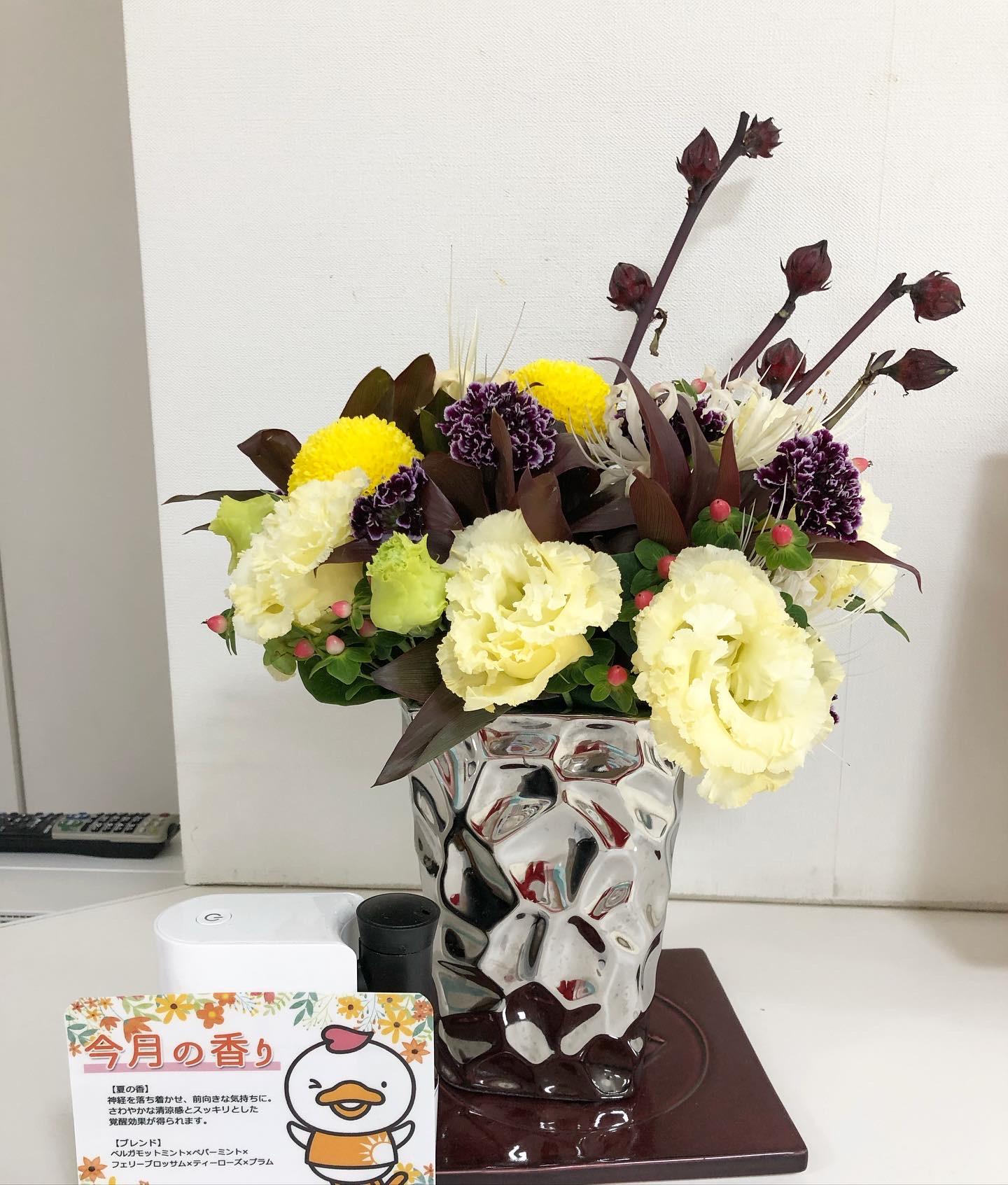 ✨今週のお花✨