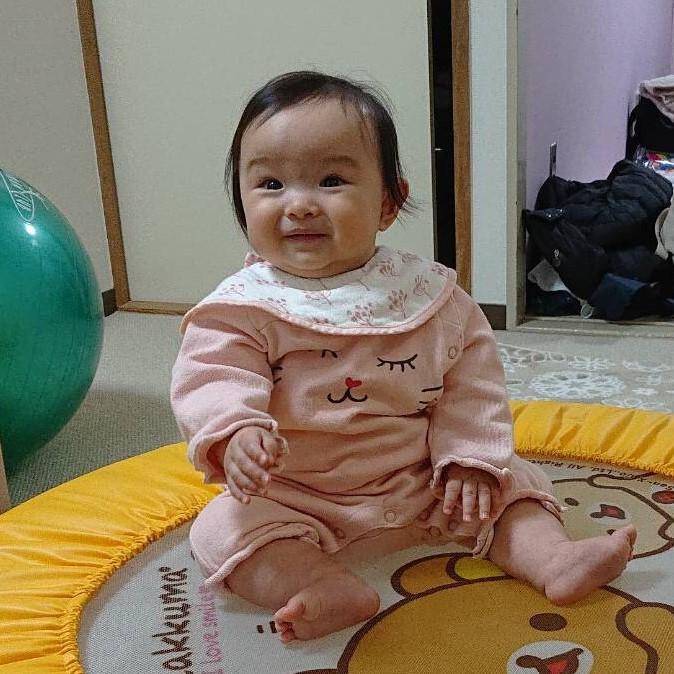 育児はもっと楽しくなる!赤ちゃんコース開催中!生後6カ月までのお子さま対象です。