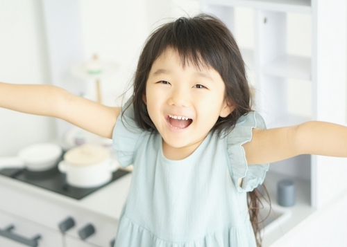 子どもは常に変化する存在。可能性を信じ、認めてほめて愛そう