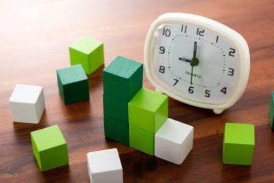 時計あそびで規則正しい生活習慣をつける!