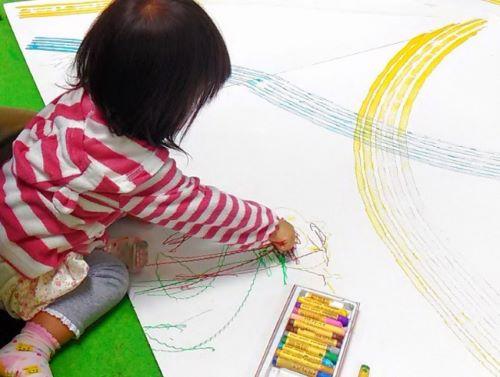 【七田式親子あそび】お絵描きあそびで表現力を育もう!